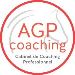 Logo AGP Coaching avec bordures