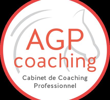 Logo AGP Coaching avec bordures