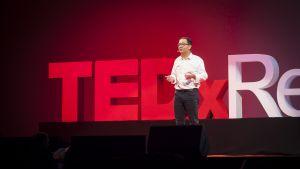 TedXRennes 2017 Olivier Meril
