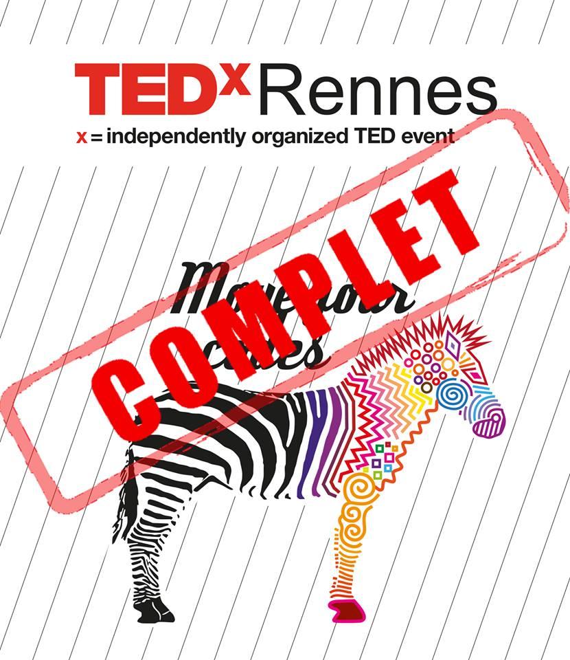 Le TEDxRennes 2016